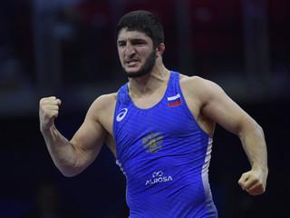Российские борцы выиграли четыре золотые медали Кубка мира