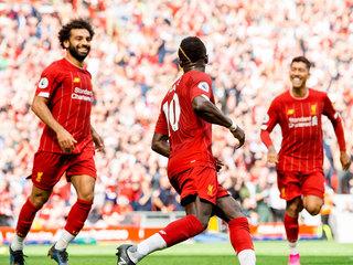'Ливерпуль' одержал уверенную победу над 'Лейпцигом'