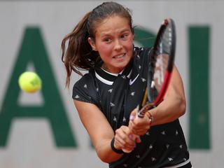 Касаткина вышла в третий круг турнира в Мельбурне