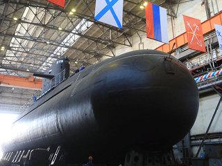 Новейшие подлодки 'Лада' попадут на флот в 2022 году