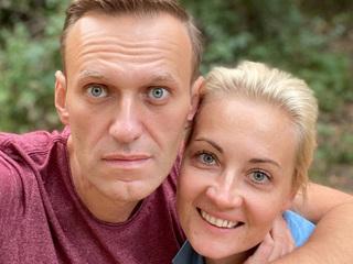 Der Spiegel подтвердил прилет Навальной в Германию