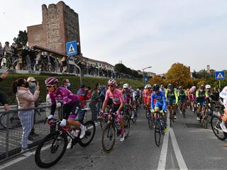 Велогонка 'Джиро д'Италия' пройдет по территории трех стран