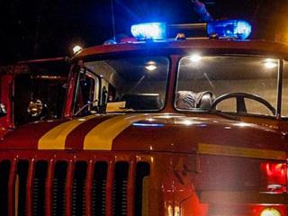 Пожар на западе Москвы локализован