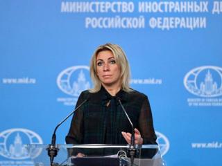 Захарова объяснила высылку европейских коллег