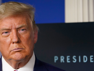 Трамп запретил упоминать Никсона