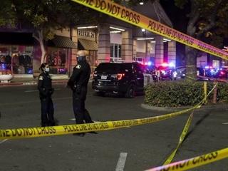 Пять человек пострадали в результате уличной стрельбы в Калифорнии