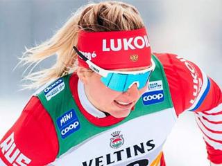 Лыжница Сорина выиграла скиатлон на чемпионате России