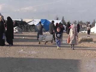 Пожар в сирийском лагере беженцев унес жизни не менее 4 человек