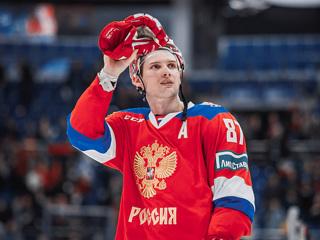 Объявлен состав сборной России по хоккею на домашний этап Евротура