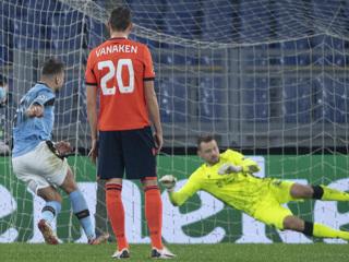 'Лацио' не отдал 'Брюгге' место в плей-офф Лиги чемпионов