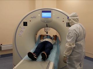 Пожилой пациент умер во время МРТ в столичной клинике