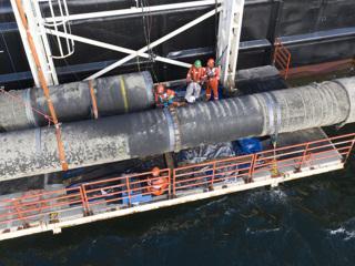 ФРГ разрешила достроить 'Северный поток-2' до конца мая