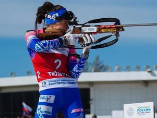 Россиянки заняли четвертое место в эстафете на этапе Кубка мира в Оберхофе