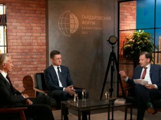 Ситуация с углеводородами: интервью Новака и Дюкова