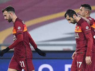 'Специя' выбила 'Рому' из Кубка Италии