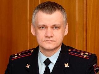 Диокин назначен врио начальника московской Госавтоинспекции