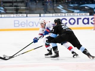 СКА не справился с минским 'Динамо' в матче КХЛ