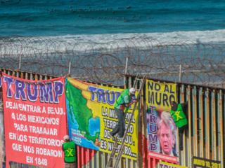 Трамп приедет на открытие 'стены Трампа'