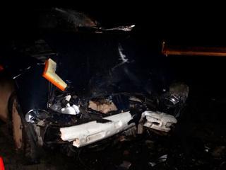 В двойном ДТП на курганской трассе пострадал ребенок