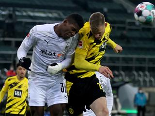 В споре двух 'Боруссий' Менхенгладбах переиграл Дортмунд