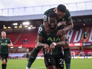 'Тоттенхэм' вышел в 1/8 финала Кубка Англии, одержав волевую победу
