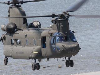 Испытатели американских военных вертолетов пожаловались на плохое самочувствие