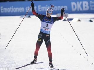 Легрейд выиграл индивидуальную гонку на чемпионате мира, Халили – 6-й