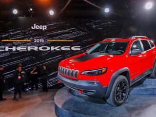 Индейцы потребовали от Jeep прекратить использовать название Cherokee