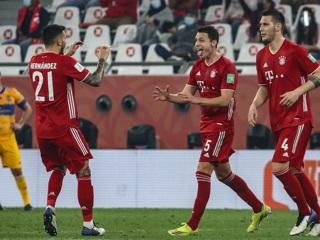 'Бавария' стала чемпионом мира среди клубов