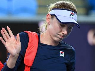 Александрова уступила первой ракетке мира на Australian Open