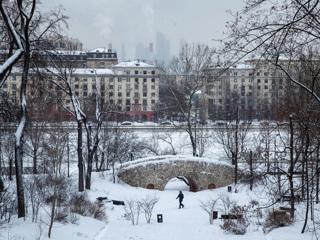 Мартовский мороз в Москве: такое бывает раз в 15 лет