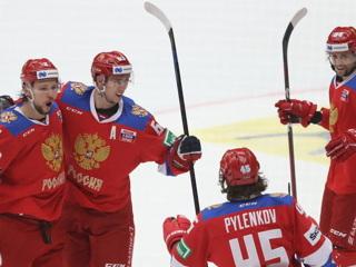Сборная России выиграла шведский Евротур
