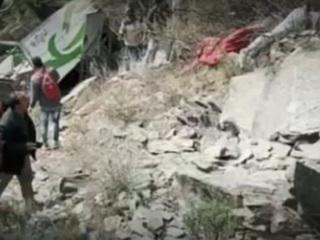 В Индонезии 26 человек погибли после падения автобуса в ущелье