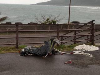 Два истребителя столкнулись над морем, один из пилотов погиб