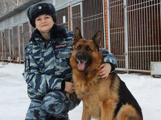 В Томске собака помогла следователям раскрыть убийство