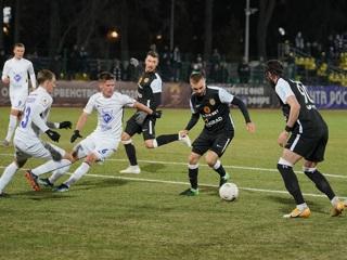 'Торпедо' прервало неудачную серию в ФНЛ в первом матче Бородюка