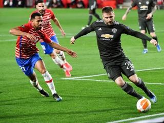 'МанЮнайтед' обыграл 'Гранаду' в выездном матче Лиги Европы