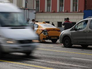 Число жертв ДТП с такси выросло на 20 процентов