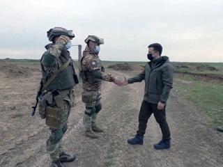 Противоречия Зеленского: чем ему не нравятся Минские соглашения