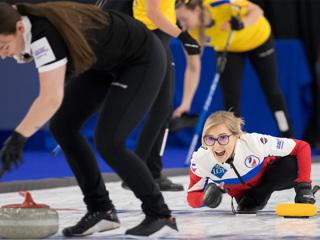 Керлинг. Россиянки выиграли серебро чемпионата мира
