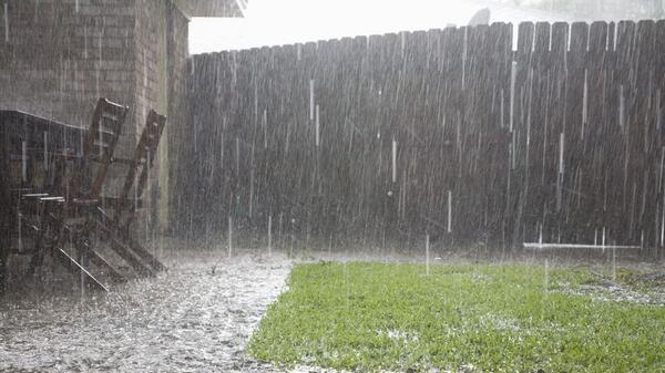 К чему снится дождь