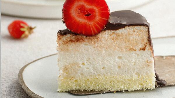 Торт «Птичье молоко»: рецепт изысканного новогоднего десерта