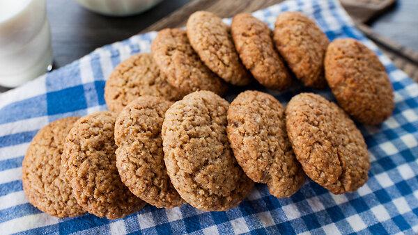 Домашнее овсяное печенье: рецепт от шеф-повара Александра Бельковича
