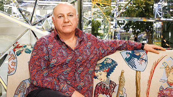 Сергей Газаров: «Хочу поднять Театр Армена Джигарханяна на ту высоту, которой он заслуживает»