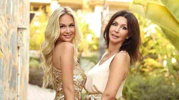 Звезды и их моложавые мамы, которые поражают своей внешностью