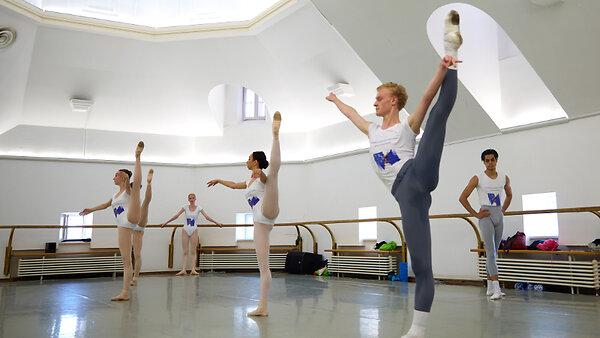 Большой театр при поддержке «Ингосстраха» провел второй очный отбор в рамках Молодежной балетной программы