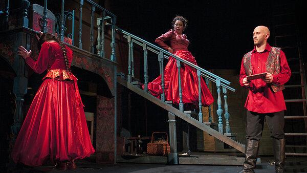 «Театр Терезы Дуровой» завершает сезон 20\21 премьерой комедии «На бойком месте»