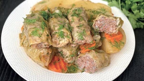 Голубцы с картошкой: рецепт сытного блюда от фудблогера Муминат Алиевой