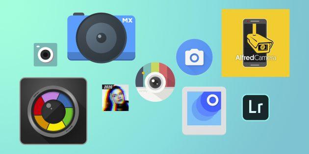 12 приложений, которые прокачают камеру Android