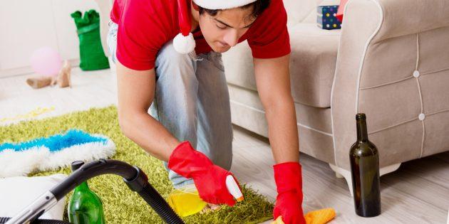 7 полезных подарков, которые пригодятся для уборки до и после Нового года
